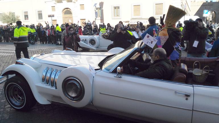 XXXIV edizione di Viva la Befana – 6 gennaio 2019 Roma